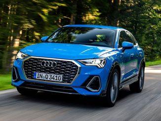 aud universally SUV tika izlaists jaunajā Audi Q turkiyem