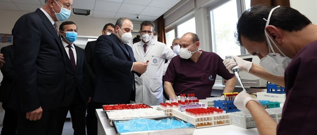 ministers examined local rebel works in varank and akar Kayseri