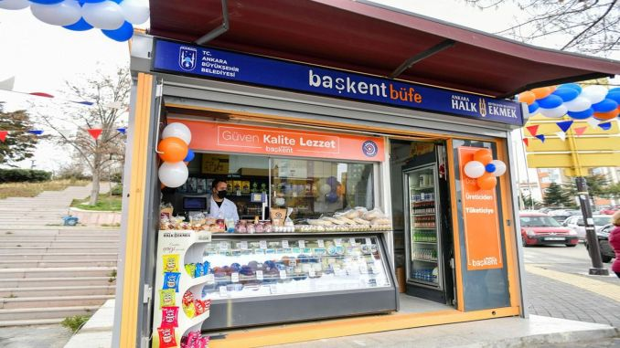 baskent market bufe batikent branch opened