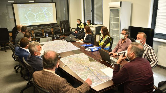bursa city hospital metro line explained to headmen