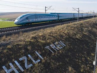bursa yenisehir ottoman high speed train will run in km per hour