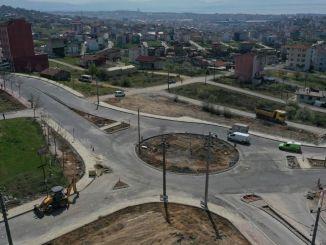 cayirova ragip demirkol -kadun liikenne helpottuu