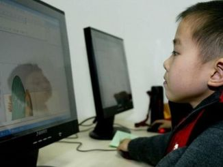 Provides internet access to all primary and secondary schools in China