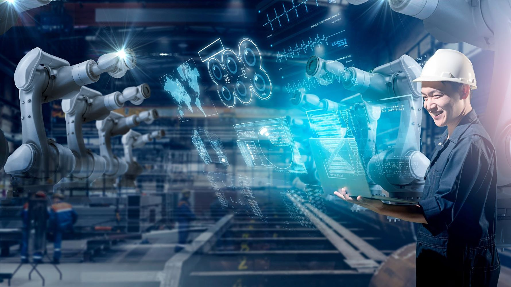 The new playmaker of digitization has launched the world