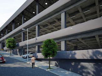 دلووسی ملٹی منزلہ کار پارک تعمیراتی ٹینڈر منعقد ہوا