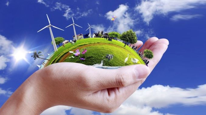 World wind energy power reached gw capacity