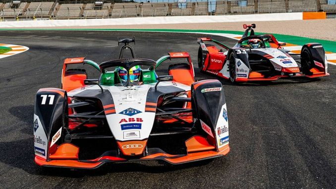 Excitement is at its peak in audi for formula e