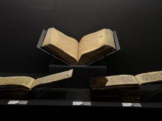 hidden treasures faith and art exhibition opened