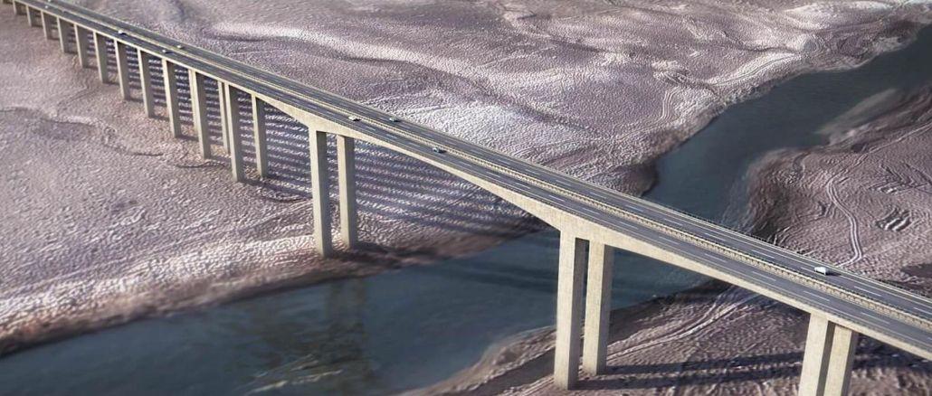 Most Hasankeyf je jutri lačen