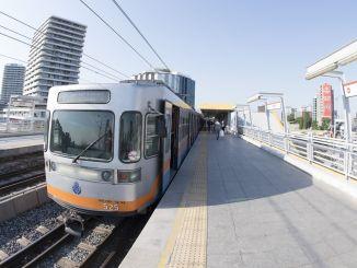 Istanbulské metro zajišťuje úplné uzavření služeb