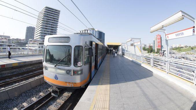 Istanbul metro services full closing arrangement