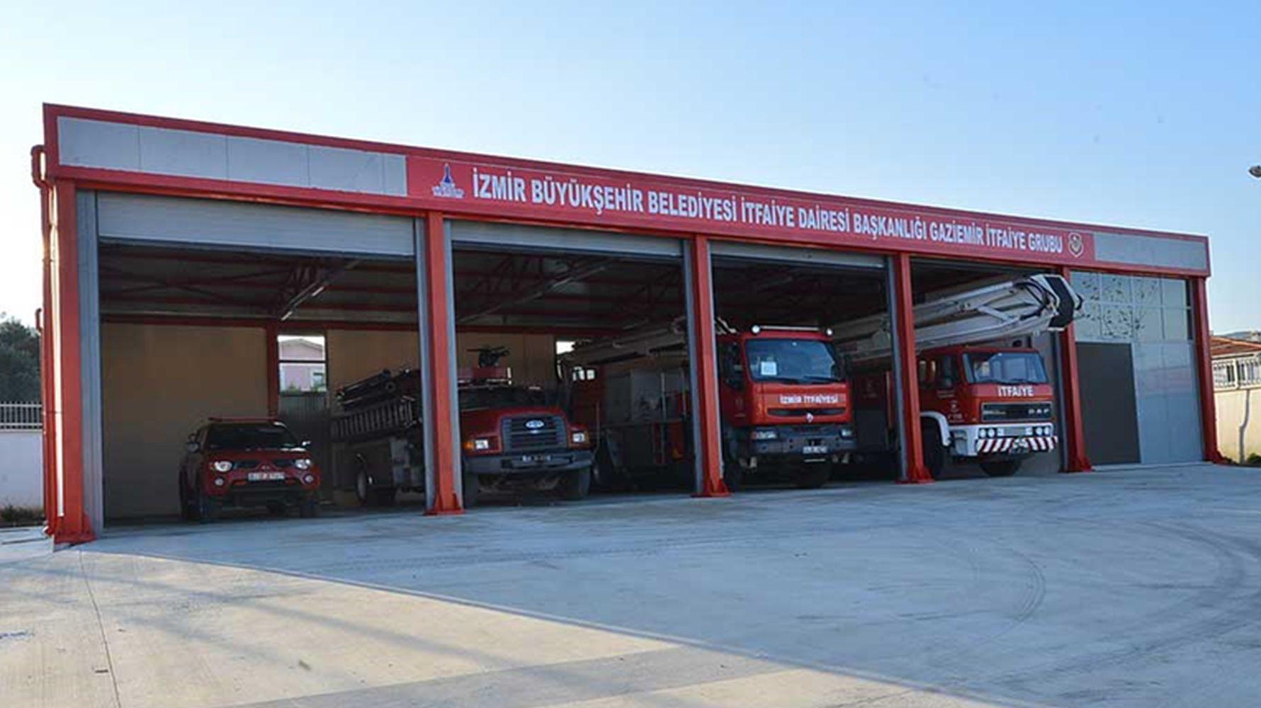 Izmir Buyuksehir Municipality Will Make Fire Brigade Recruitment