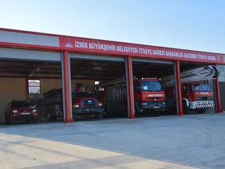 Izmir Buyuksehir Municipality Will Make Fire Brigade Recruitment