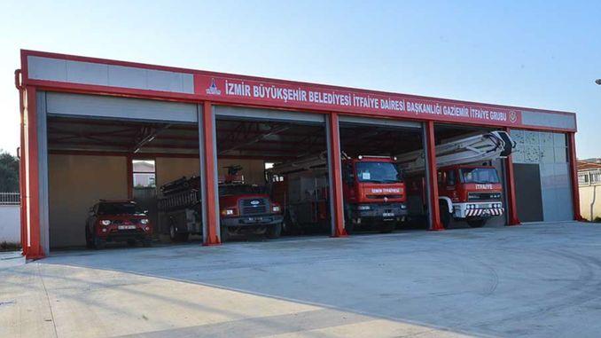 伊茲密爾Buyuksehir市政府將購買消防隊