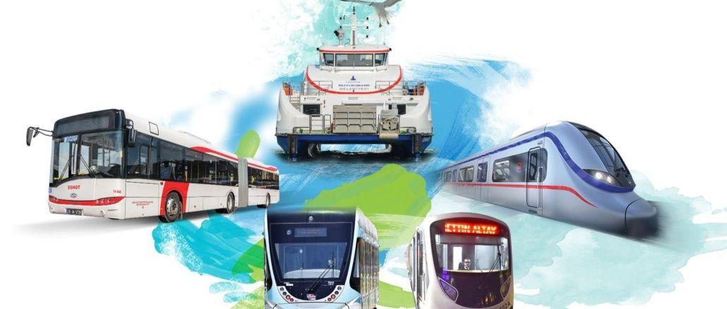 Three-day restriction order in Izmir public transportation