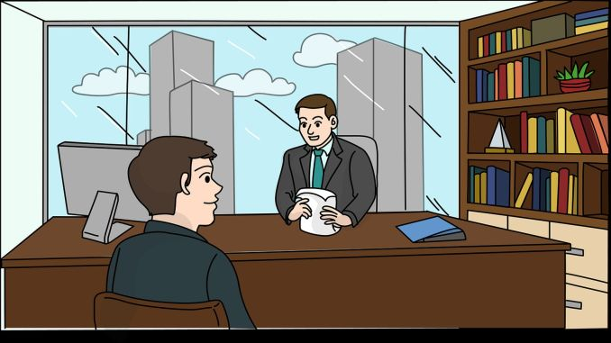 Vanliga frågor under jobbintervjuer