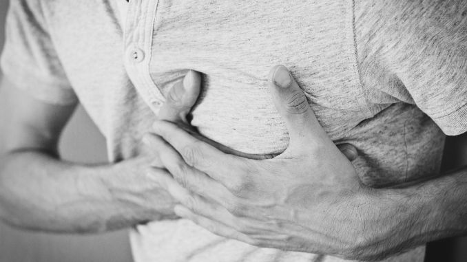 heart pain should not be confused with a heart attack