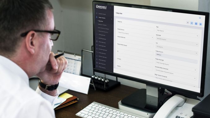 تم تنفيذ نظام إدارة المعلومات Kocaeli ukome بنجاح