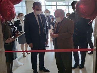 Koru-sjukhuset Prof Dr Ahmet Sonel Heart Center öppnades