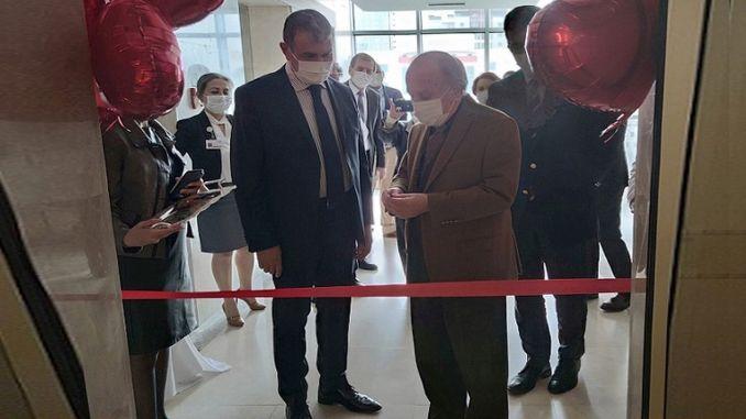 Koru Hospital Prof Dr Ahmet Sonel Heart Center was opened