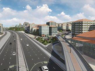 Na tramvajové trati Kurucesme bude nejprve postavena křižovatka d