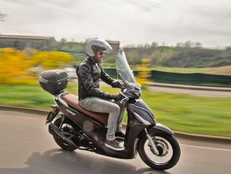 kymco scooter models took their place in showrooms