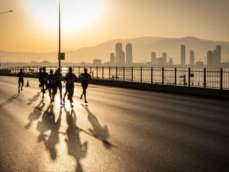 Tindakan lalu lintas dan transportasi diambil untuk marathon izmir