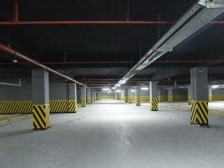 انتهى الأمر بمرام في ساحة انتظار السيارات تحت الأرض