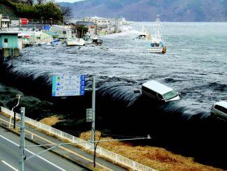 تطور ميتسوبيشي ذكاءً اصطناعيًا قائمًا على الرادار للتنبؤ بأمواج تسونامي الكهربائية