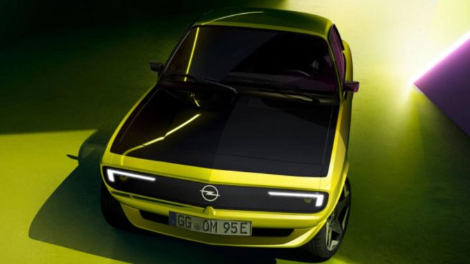 opel manta gse electromod to be officially introduced in may