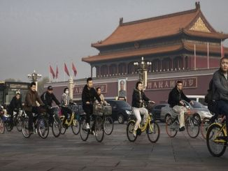 Beijing limits the number of shared bikes to thousands