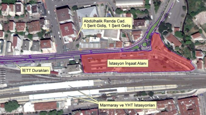 Some roads will be closed to traffic for pendik boiling metro