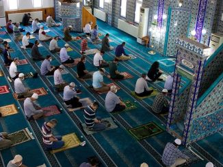 Banned from performing tarawih prayers in mosques during Ramadan