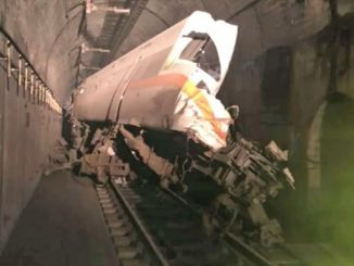 taiwan train accident least dead injured