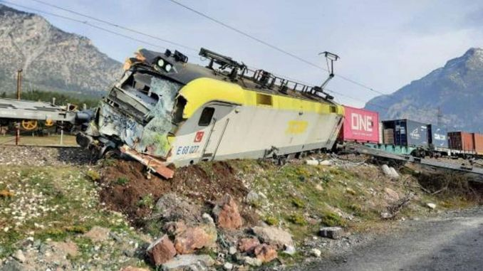 tcdd made a statement about the adana train accident