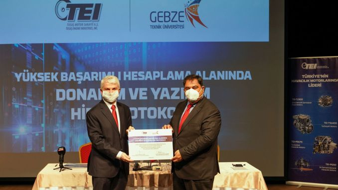 high performance laboratory from teiden to gtu