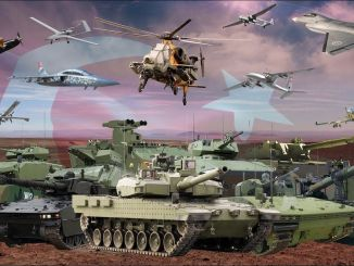 Turkish defense industry entered the first place in the world