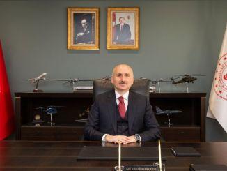 Autobahntransport der Türkei wichtige Gewinne wurden erzielt