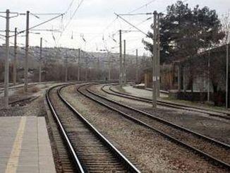 Ankara Kayas dobbel linje