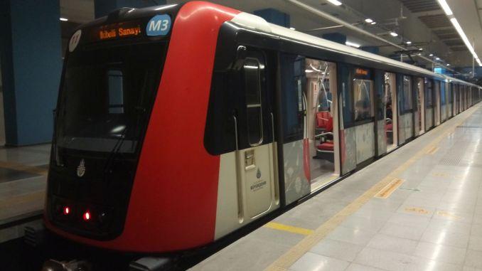 Άγκυρα Μετρό
