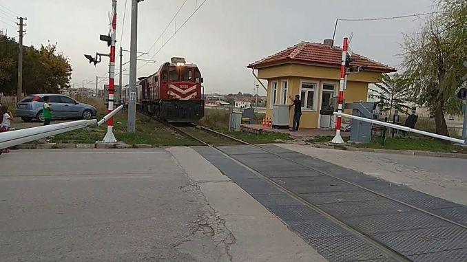 Raudteeületuskoha parendamine