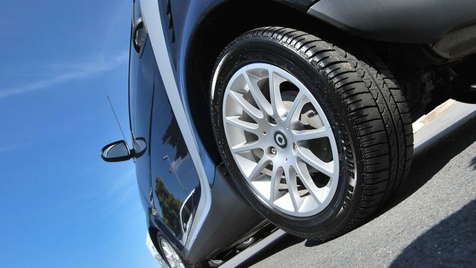 New label application on vehicle tires begins May