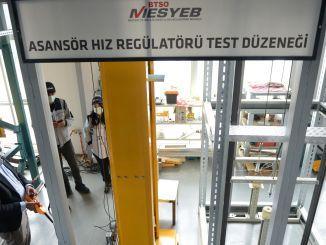 Oz Source在土耳其设有电梯测试中心
