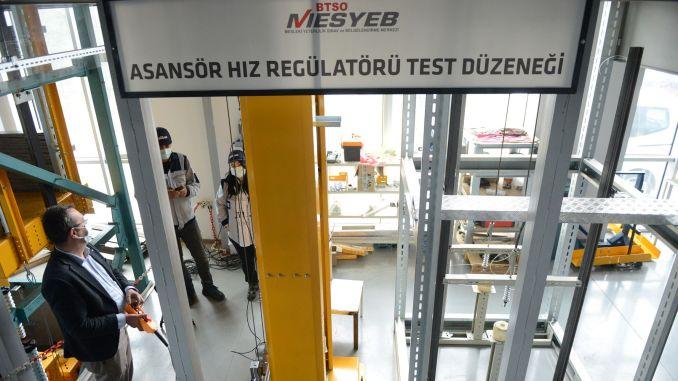 Oz source stays in Turkey with elevator test center