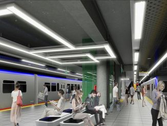 atakoy olimpiyat metro hattinin istasyonu mayista aciliyor