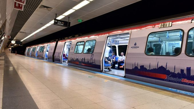 Ataköy Olympic Metro Line's Masko-Bahariye Stations Open Tomorrow
