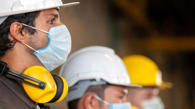 occupational safety experts authorized by the ministry will be gradually vaccinated