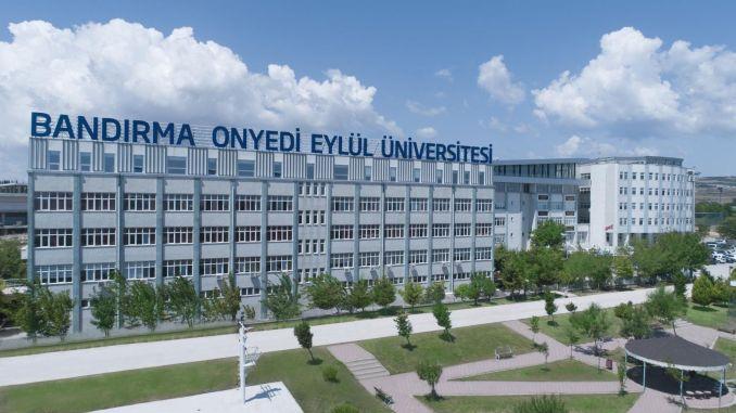 university of bandirma seventeen september will make a contracted security officer scholar