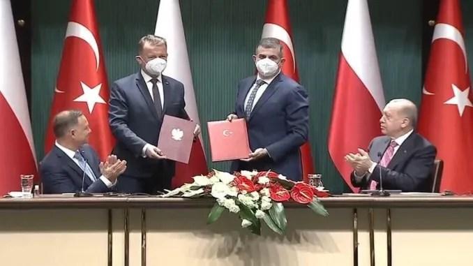 Bayraktar TB Sihas vil flyve i Den Europæiske Unions himmel