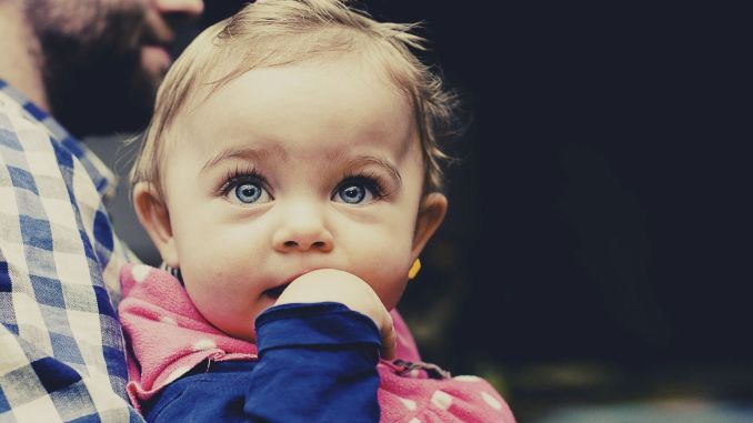 Attention to cross-eye in babies causes cross-eye in babies. How to notice?